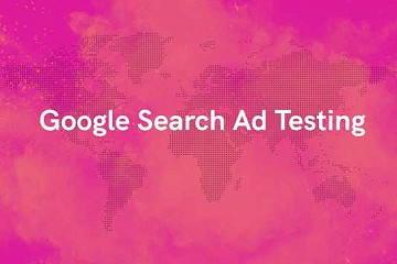 Google Search Ad Testing